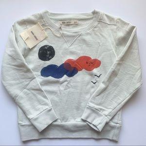Bobo Choses Crewneck Cloud Sweatshirt